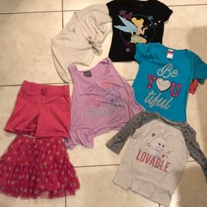 Other - Bundle of girls clothes 6X